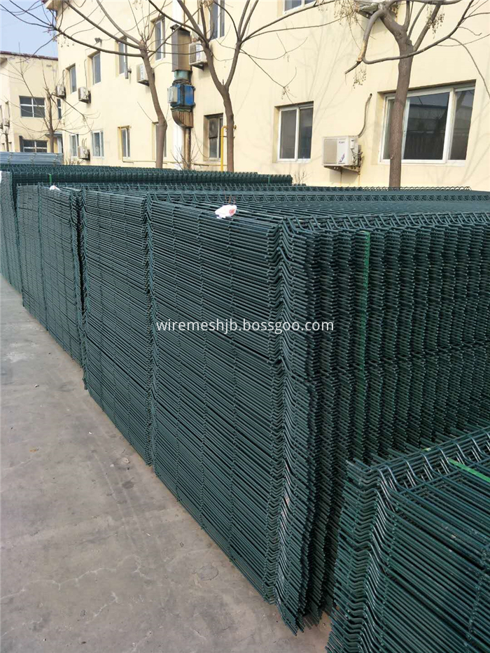 Welded Mesh Fence Panels