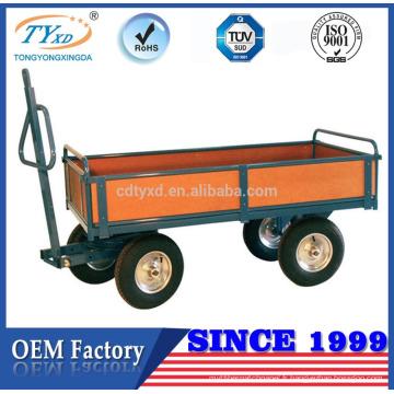 personnaliser de petites remorques de transport de véhicule à deux essieux