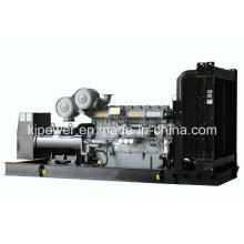 500kVA Soundproof Diesel Generator Set Powered by Perkins Engine