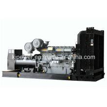 Conjunto de gerador de diesel à prova de som de 500kVA Powered by Perkins Engine