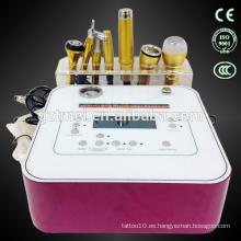 No aguja mesoterapia cara masaje de la piel equipo blanqueamiento inyección mesoterapia piel rejuvenecimiento belleza dispositivo