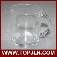 Blank Sublimation 11oz Transparent Glass Mug