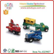 Niños de madera pequeños coches del juguete, juguetes del coche Niños