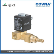 direct acting water/oil/steam/air solenoid valve for coffee machines