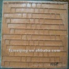 carreau de mosaïque de verre de bonne conception pour le moule de grille de mosaïque