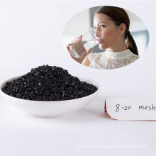 Drinking water cleaning activated carbon