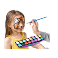 Venda quente Halloween Carnaval Brilho Face Paint