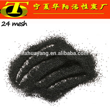High abrasive black corundum for polishing
