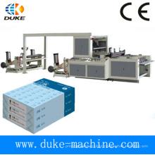 Máquina de corte do papel da cópia do uso A4 do escritório do controle do servo do PLC (DKHHJX-1100/1300)