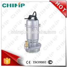 Qdx Aluminium Laufrad sauber Wasserpumpe in Wasser (QDX1.5-32-0.75)