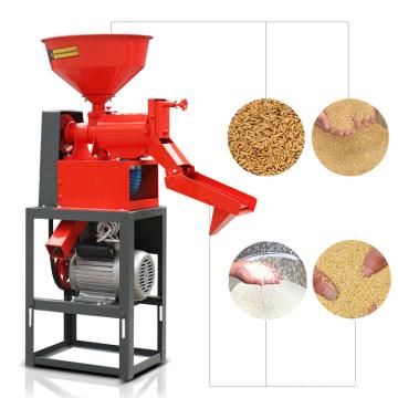 DAWN AGRO Beliebteste Kleine Mini-Reismühle, die zertrümmernde Maschinerie mit bestem Preis 0811 zerquetscht
