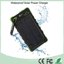 8000mAh Chargeur de batterie solaire double interface USB avec lumière LED (SC-1788)