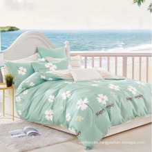 Top Selling Cheap Printed Duvet Cover Cotton Bedsheet