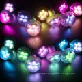 2016 new arrival multi color programmable amusement 26mm led pixel light, base size 14mm