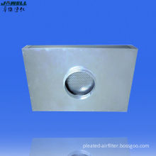 Extruded Aluminium Frame, Low Profile Disposable Ceiling Hepa Module With Light Weight
