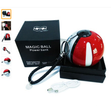 New Design Hot Magic Ball Power Bank Charger Pokemon Go 10000mAh