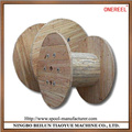 Useful wooden cable spools factory price
