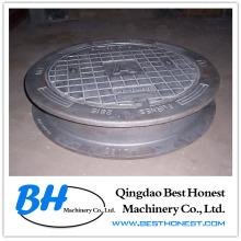 Schachtabdeckung aus Gusseisen (Duktiles Eisen / Graues Eisen)
