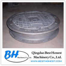 Cast Iron Manhole Cover (Ductile Iron / Grey Iron)