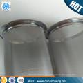 100 mesh Edelstahl mesh Eiskaffeemaschine Filter / kalt brühen Kaffee Filterrohr