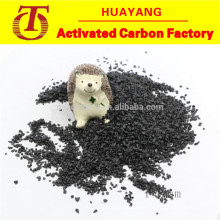 Moderate Härte schwarzer Korund für Bambus und Holzprodukte Polieren