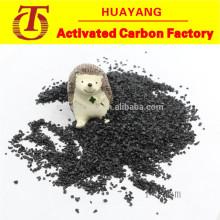 Corindón negro de dureza moderada para el pulido de productos de bambú y madera