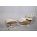 Herman Miller Eames Lounge Chair y otomano
