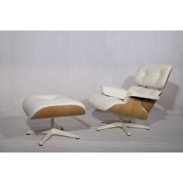 Herman Miller Eames Lounge Chair e otomano