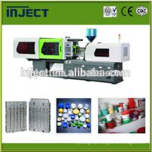 Máquina de moldagem por injeção plástica de plástico 450Ton com servo feito na China