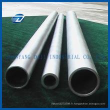 Tube titanique 3al2.5V d'ASTM B861 pour l'échangeur de chaleur