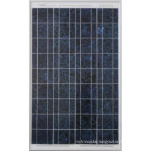 High Efficiency 100W 18V Poly Solar Module