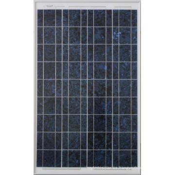 Panel solar polivinílico de 145W para el sistema de inicio
