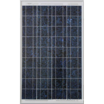 Panneau solaire cristallin poly de 95W pour le système à la maison avec la bonne qualité
