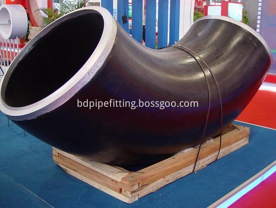 High Pressure Steel Pipe Elbow