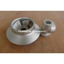 Desenho personalizado de fundição centrífuga para ferro, alumínio