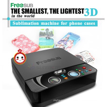 The newest cell phone cover sublimation machine ST-2030