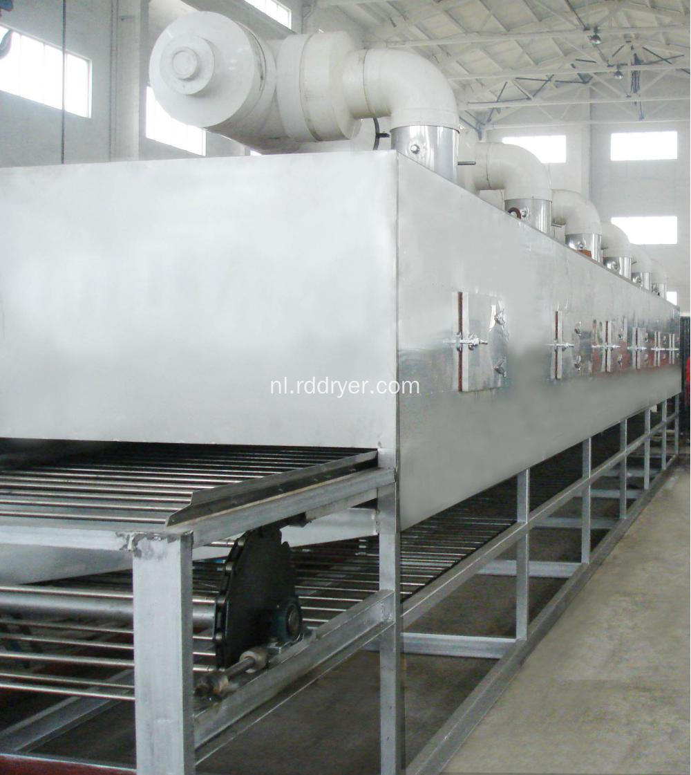 Dyestuff Mesh Belt Dryer