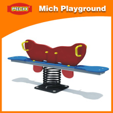 CE Indoor Kids Plastic Seesaw Seat Equipment
