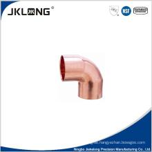 J9004 Kupferarmatur 90 Grad Winkelstück für Rohrleitungsrohr