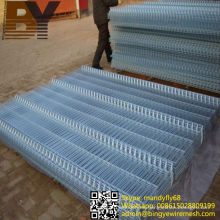 Panel de malla de alambre soldado para valla de malla