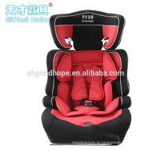 China Assento de carro do bebê do HDPE com ECE R44 / 04