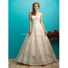 2016 Sweetheart vestido de novia vestido de novia de novia