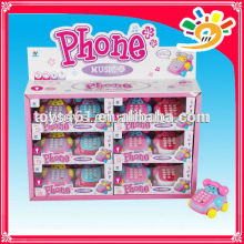 Learning cheap mobile phone toy telephone toys