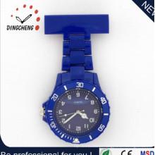 Moda quartzo médico hospitalar enfermeira doutor relógio relógio (dc-1159)