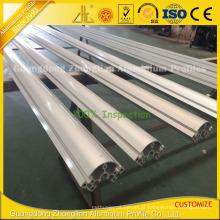 Perfil de alumínio da extrusão de Customzied para o uso da linha de produção