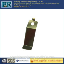 High precision copper thin stamping terminal lugs