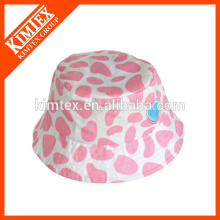 Wholesale plain baby polyester bucket hat
