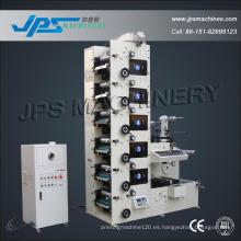 Jps320-6c-B transparente película de rodillo de película de mascotas
