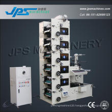 Jps320-6c-B Transparent Pet Film Roll Printing Machine