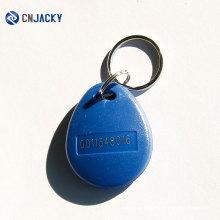 Card-Tech 10pcs RFID 125KHz escritura reescribible T5577 Proximity Access Key Fobs Etiquetas clave